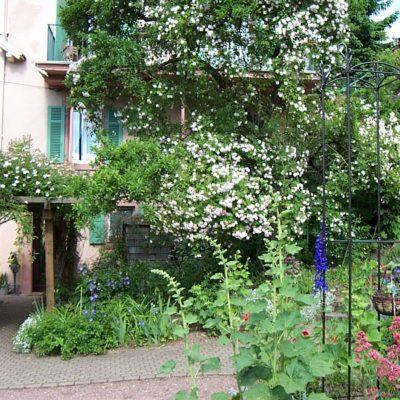 hotel au naturel la villa rosa