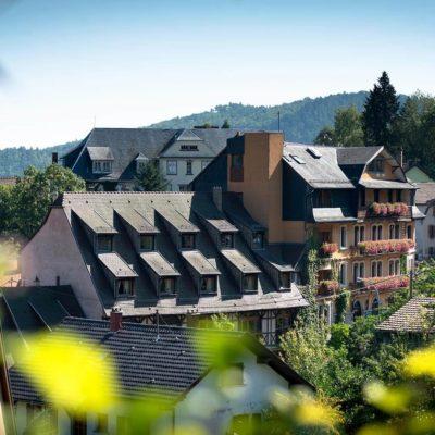 hotel au naturel le clos des sources